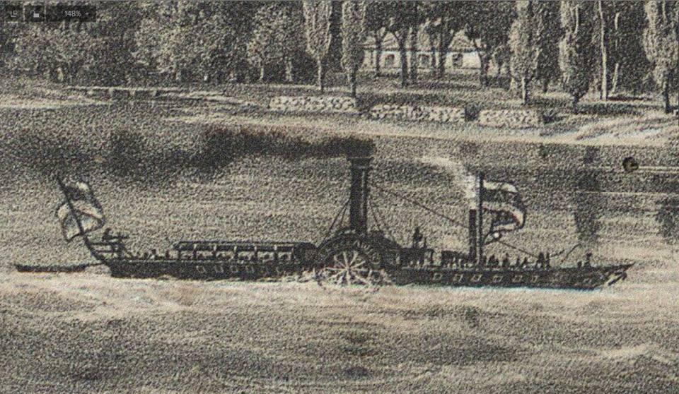 parowiec Włocławek