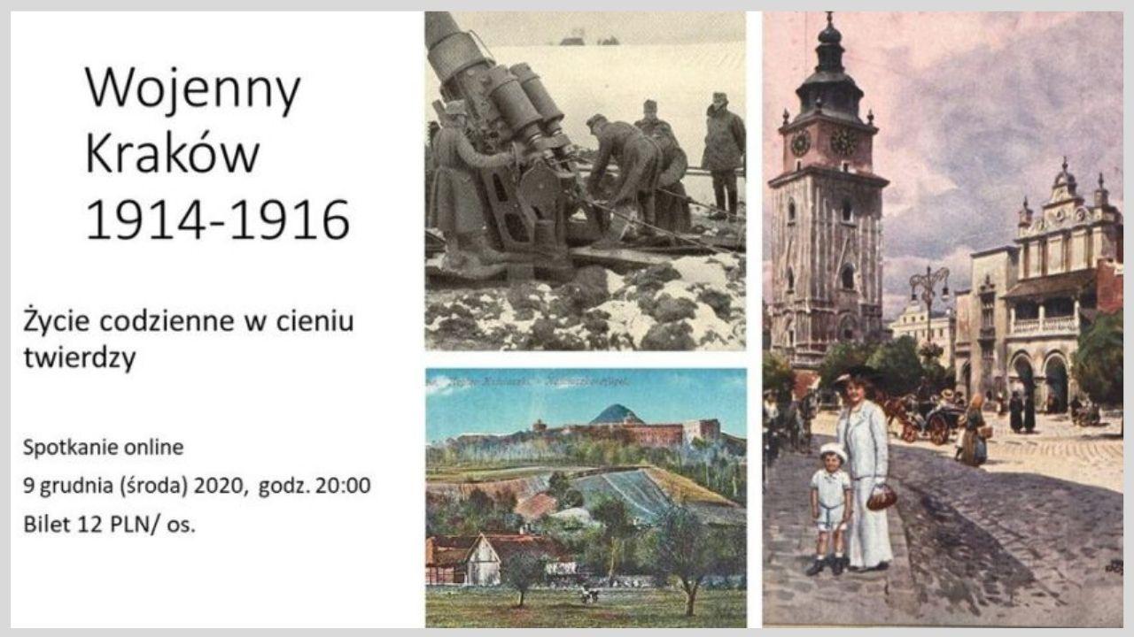 I wojna w Krakowie