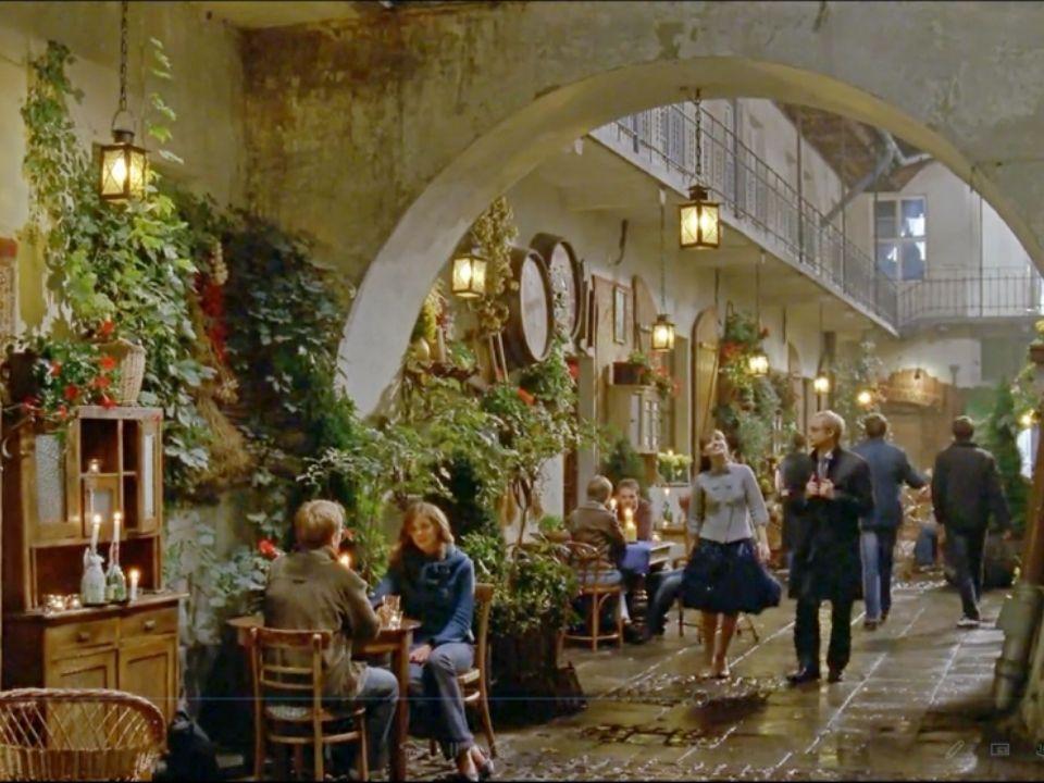 film kręcony w Krakowie