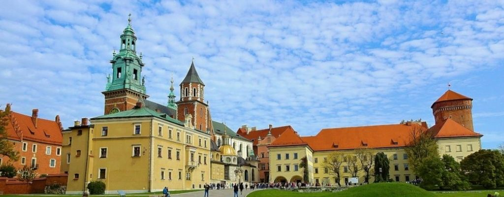 Wzgórze Wawelskie zwiedzanie